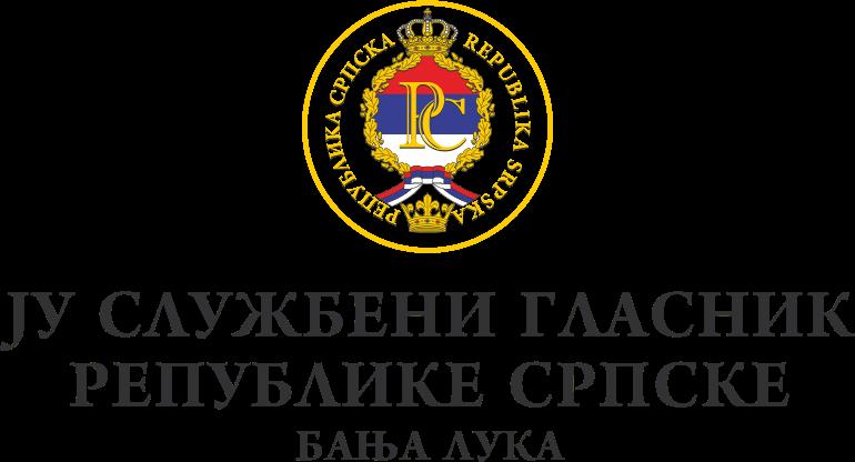 JU Službeni glasnik Republike Srpske